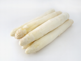 Asperge blanche, turions, 28-38mm - Pays-Bas - cat I
