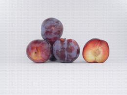 Variété de prune : Sapphire