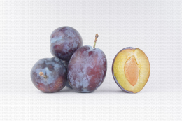 Variété de prune : Stanley